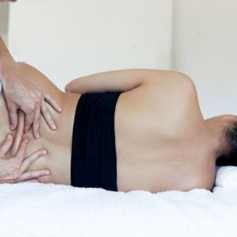 Masáže v těhotenství