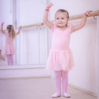 Tanečky pro děti 3-6 let